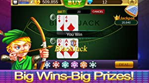 BLACKJACK:blackjack 21 Free Trainer Games For Kindle Fire from XiaoYan