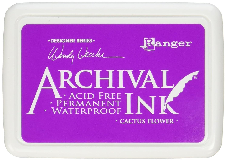 Ultramarine Ranger  Archival Ink Pad #0-French
