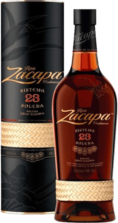 Rum Zacapa 23 Y Solera 40% 1 lt.: Amazon.es: Alimentación y ...