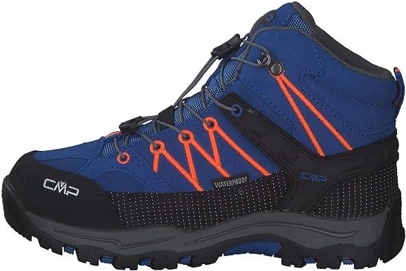 CMP Rigel, Zapatillas de Senderismo para Niñas: Amazon.es: Zapatos ...