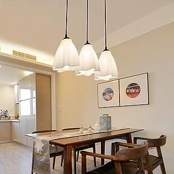 Fantastisch Restaurant Lichter Kronleuchter Drei Einfache Moderne Pastoral Esstisch  Esszimmer Licht Amerikanischen Stil Dorf Tisch Bar Kronleuchter