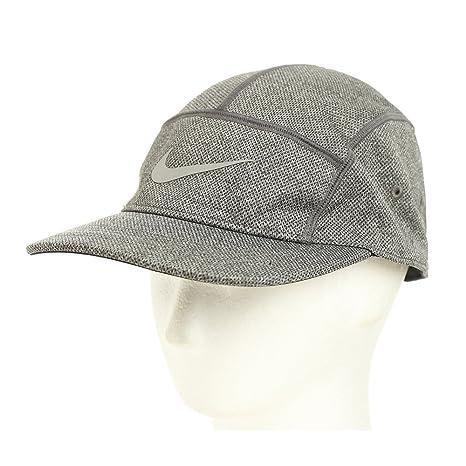 99d4d904b07e3 Nike AW84 Dri-FIT Knit Adjustable Hat Black Heather  Amazon.ca  Sports    Outdoors