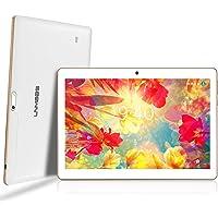 LNMBBS Android 9.0 Tablet de 10'' con WiFi 4GB de RAM y 64 GB de Memoria Tablet PC Procesador de Cuatro núcleos y Dobles…