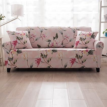 Elástico impreso sofá Cover - alfombrilla antideslizante ...