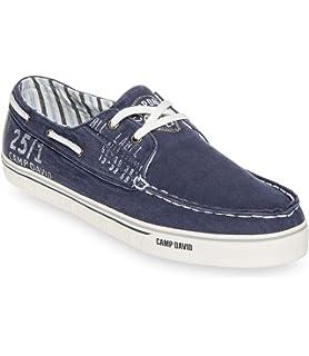 Camp David Herren Sneaker CCU 1900 8620 weiß 656011: Amazon