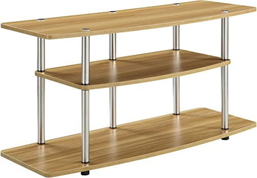 Convenience Concepts Designs2Go 3-Tier Wide TV Stand