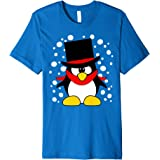 Grumpy Penguin Not Ugly Christmas Sweater Funny Xmas T-Shirt