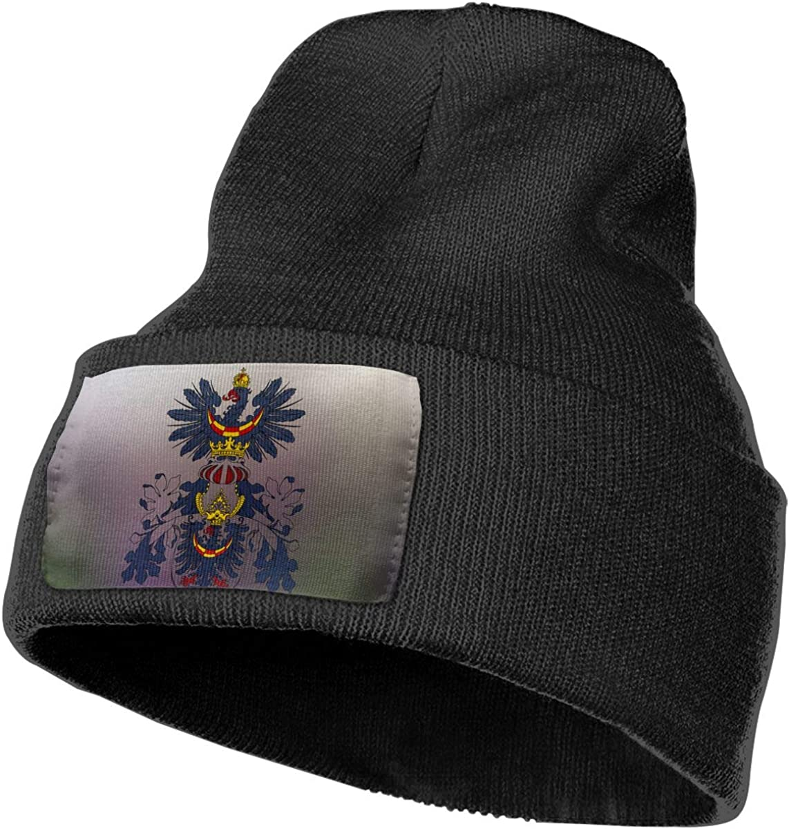 JimHappy Carniola Coat of Arms Hat for Men and Women Winter Warm Hats Knit Slouchy Thick Skull Cap