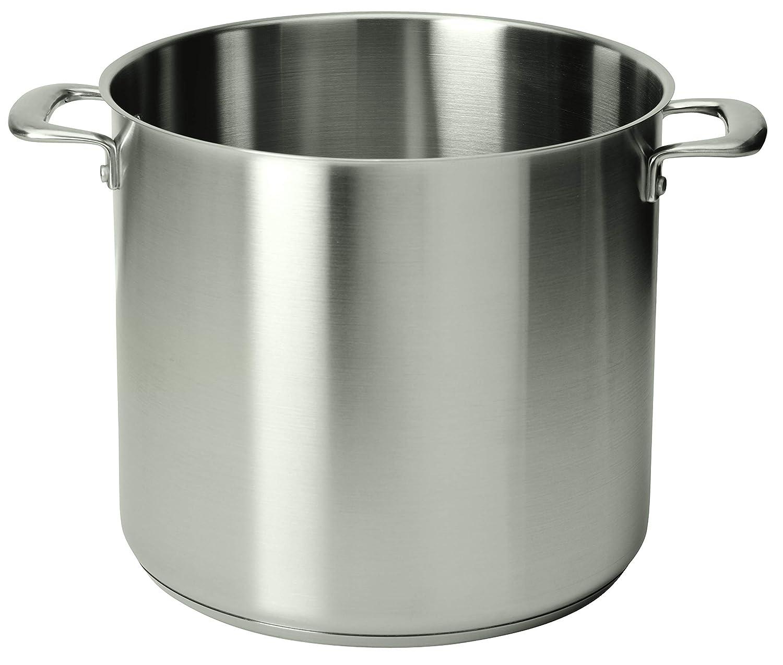 Update International CPS-12 12 Quart Stock Pot Stainless Steel