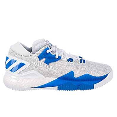 timeless design a98cc 6224e adidas Crazylight Boost Low 2016 Shoes - Running White FTWSatelliteLight  Onix -