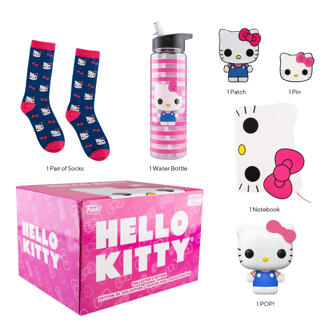Funko Hello Kitty Collectors Box