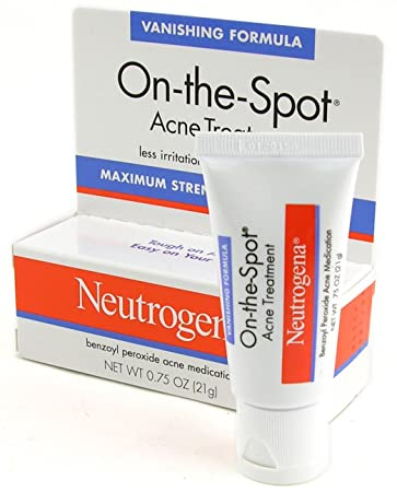 neutrogena on the spot