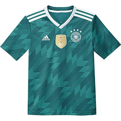 a6250e27adb Amazon.com   adidas Germany Youth 2018-2019 Away Jersey   Sports ...