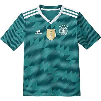 Amazon.com   adidas Germany Youth 2018-2019 Away Jersey   Sports ... 4cdac5ebf