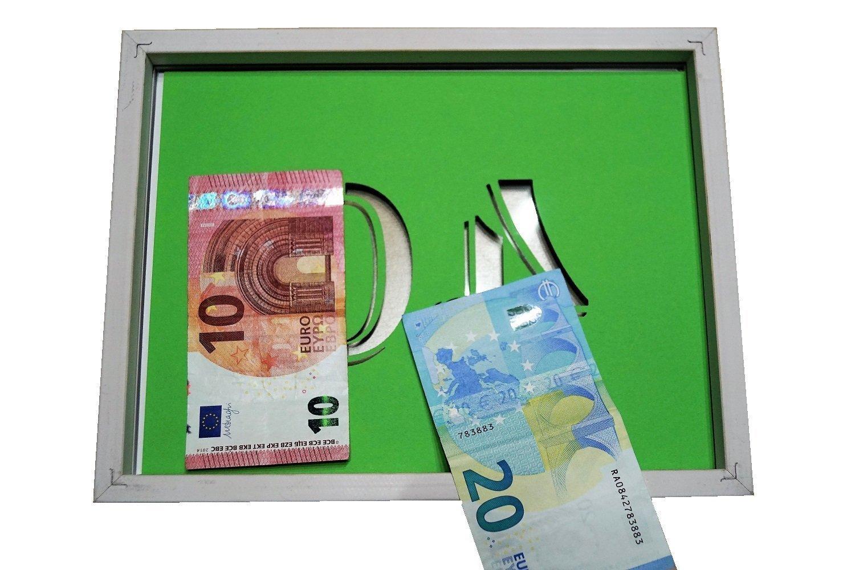 Geldgeschenk Zum 40 Geburtstag Farbe Wahlbar