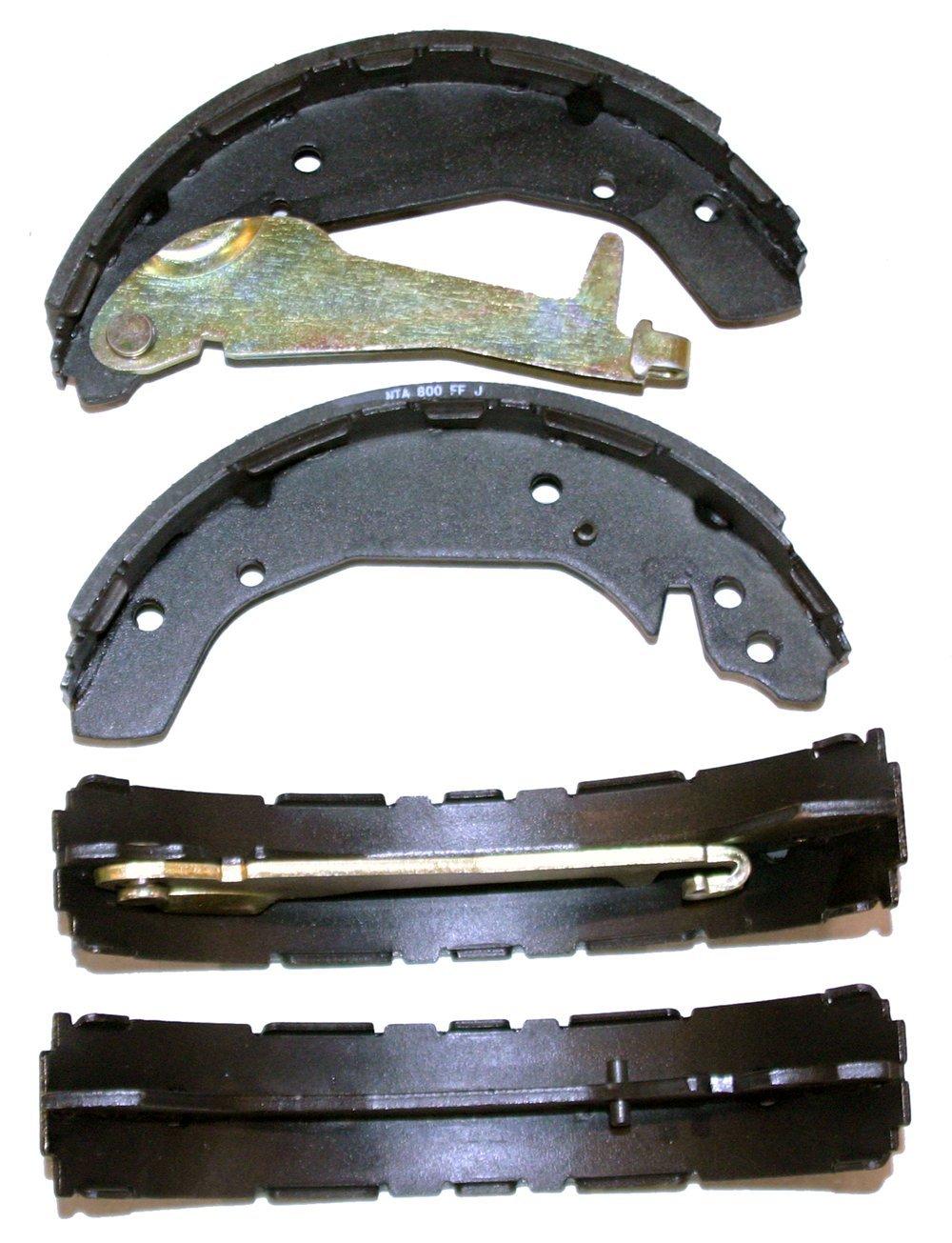 Monroe BX800 Bonded Brake Shoe