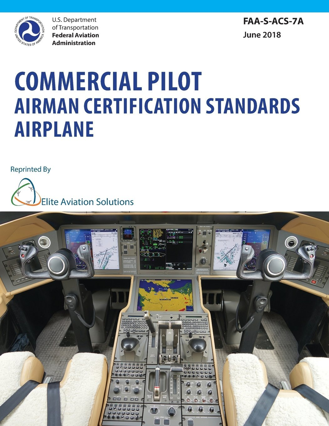 Commercial Pilot Airman Certification Standards Airplane Faa S Acs