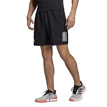 adidas Club 3str Pantalón Corto de Tenis, Hombre: Amazon.es: Deportes y aire libre