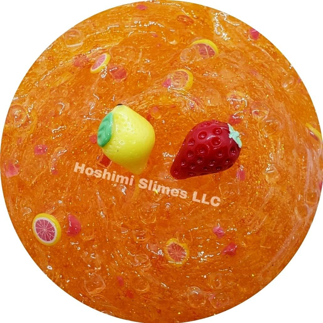 Strawberry Lemonade Blast Slime Hoshimi Slimes