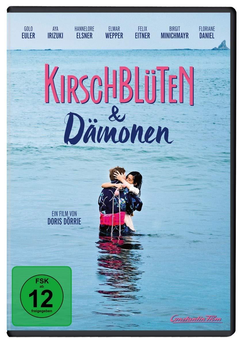 Cover: Kirschblüten & Dämonen 1 DVD (circa 112 min)
