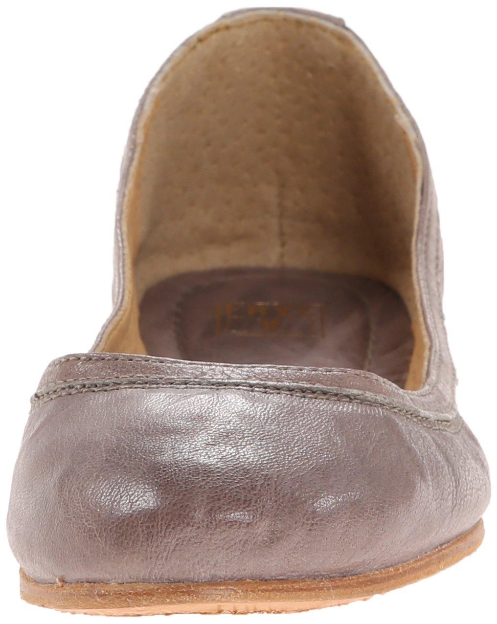 FRYE Women's Carson Ballet Flat B00KY5N2WE 6 B(M) US|Grey-72126