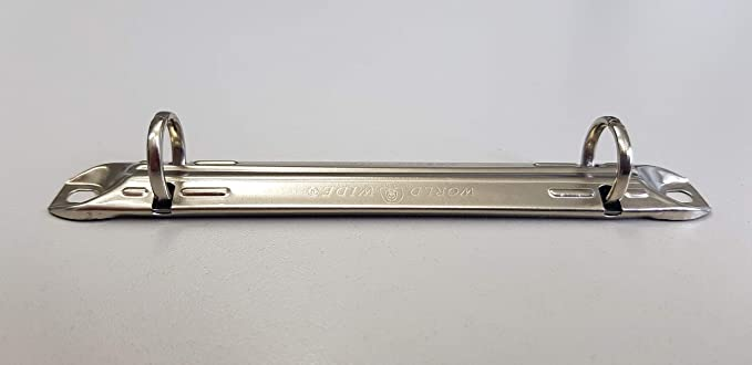Anneau m/écanique /à 2 anneaux Forme ronde 8,0 mm Hauteur de remplissage