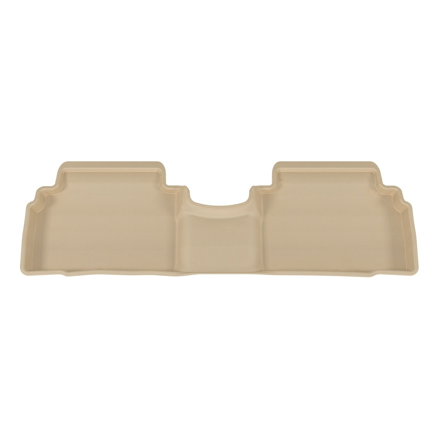 Aries HY03321502 Tan Rear 3D Floor Liner 1 Piece