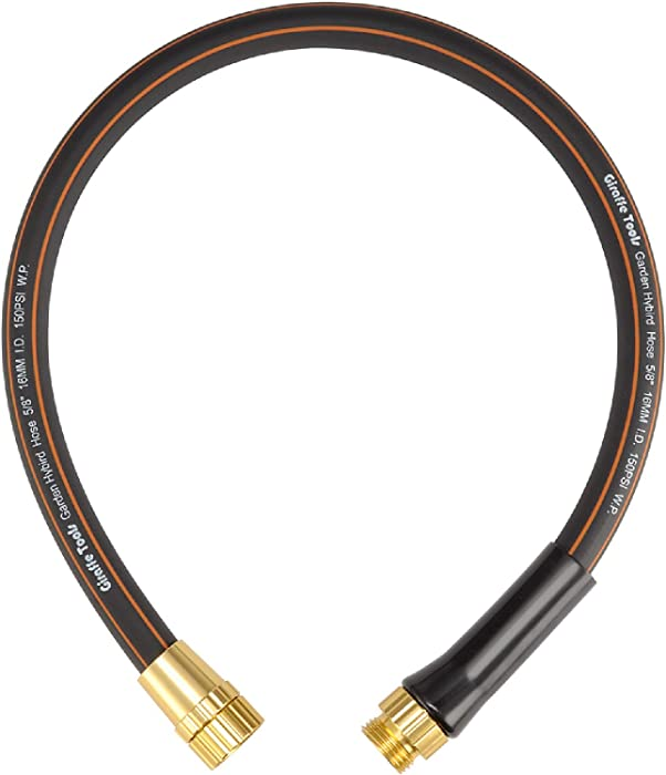 The Best 3 Foot Garden Leader Hose With Female Ends