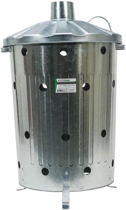 WerkaPro 05848 - Incinerador de jardín: Amazon.es: Jardín