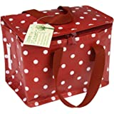 dotcomgiftshop Insulated Lunch Bag - Red Retrospot