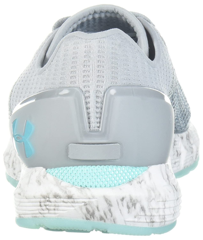 Under Armour Women's HOVR Sonic NC Running Shoe B07573DK23 5 B(M) US|Overcast Gray/White/Tile Blue