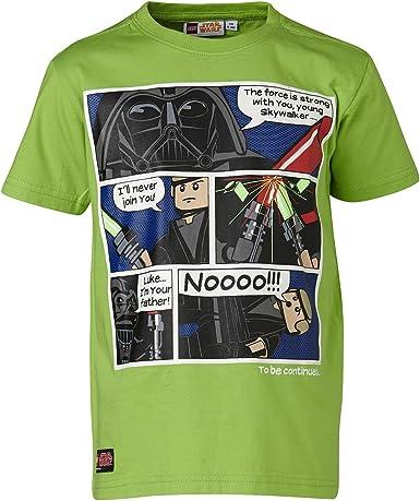 LEGO Wear Camiseta para Niños: Amazon.es: Ropa y accesorios