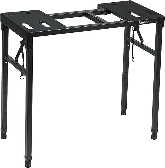 Gator Frameworks Keyboard DJ Stand