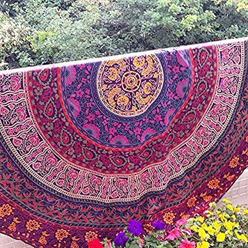 Tempt Me Mandala Vintage Tapestry product image