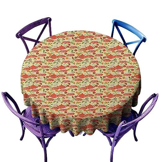 familytaste, Fiesta de té, decoración de Mesa de Comedor de ...