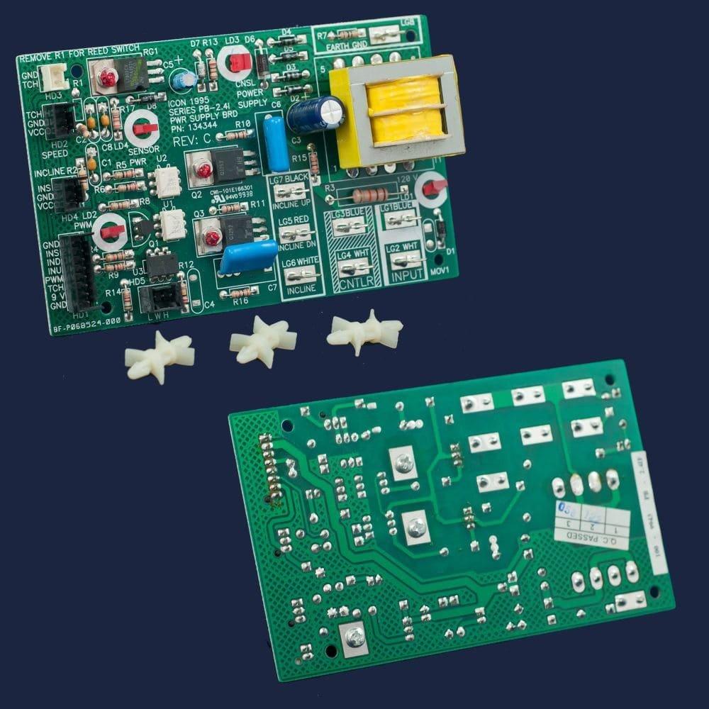 Proform 128903 Treadmill Power Control Board Genuine Original Equipment Manufacturer (OEM) Part for Proform, Weslo, Lifestyler