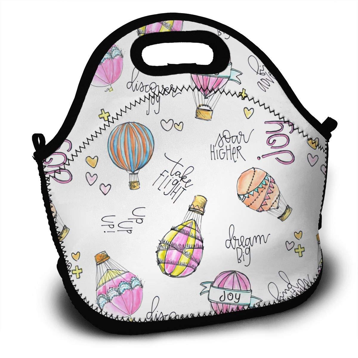 6fdecd21219f Amazon.com - YAIC ULI Character Balloon Portable Carry Insulated ...