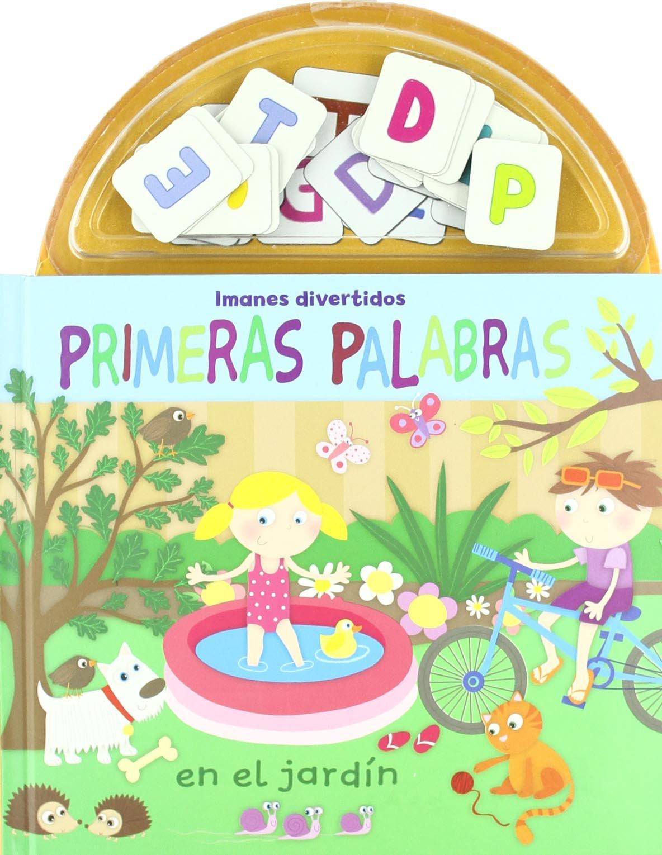 Primeras palabras en el jardín. Imanes divertidos Luna de papel: Amazon.es: Autors, Diversos: Libros