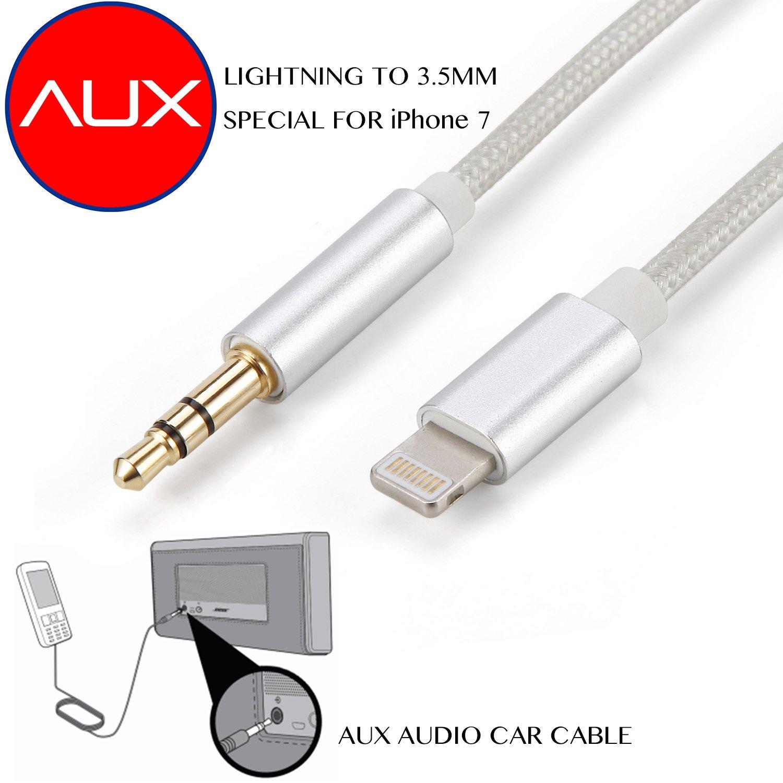 iPhone 7Auto AUX Kabel, VIMVIP Lightning auf: Amazon.de ...