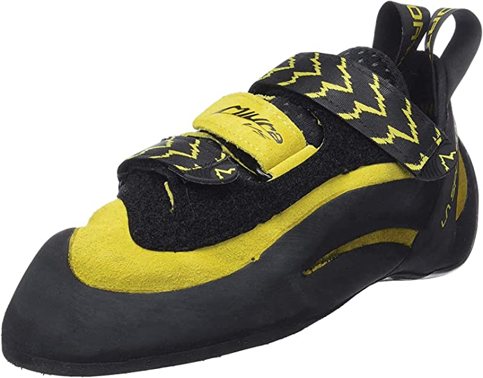 best climbing shoes for wide feet: La Sportiva Men's Miura VS Climbing Shoes