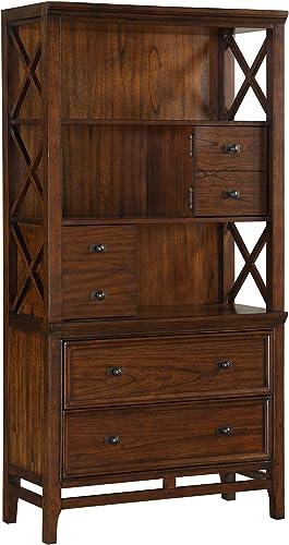Best modern bookcase: Homelegance Bookcase Modern Bookcase