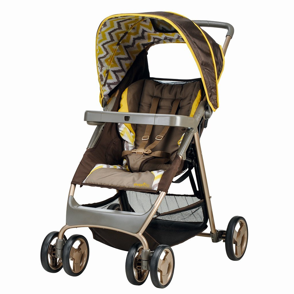 Evenflo FlexLite LX Stroller, Sante Fe Sunset