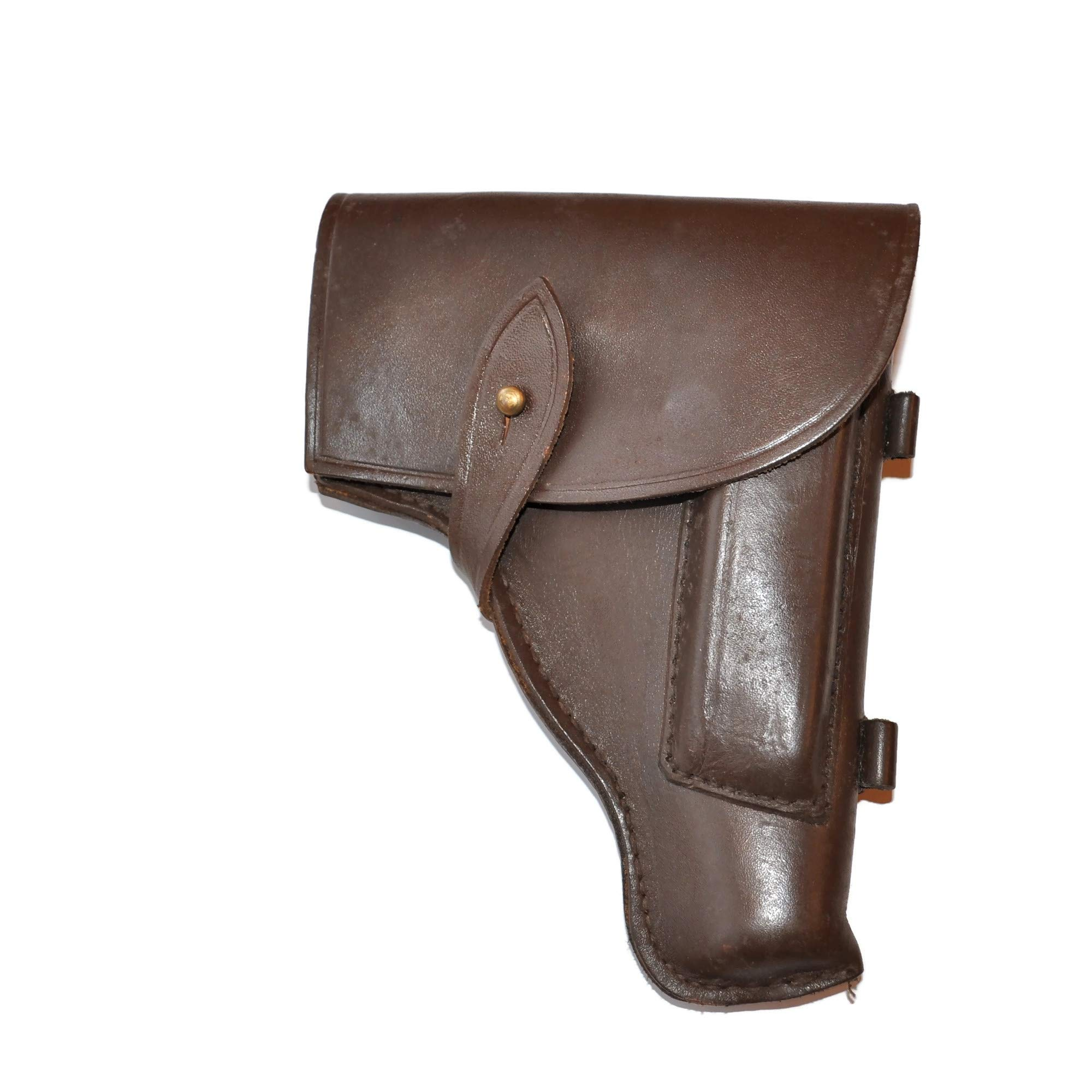 Made in UA. New Original Makarov PM Russian Army Military Leather Holster Belt