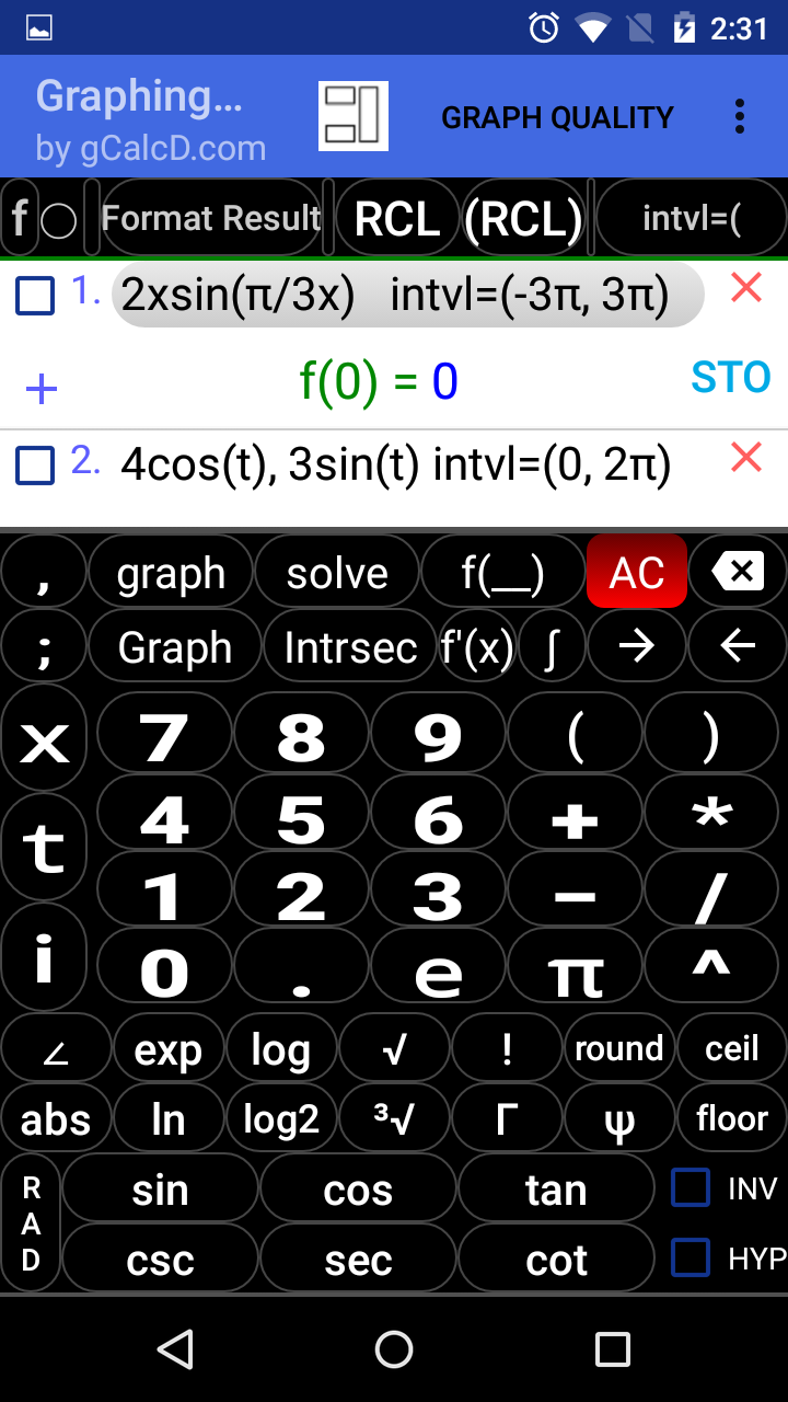 Graphing Calculator: Amazon.es: Appstore para Android