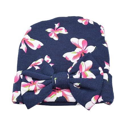 TININNA Bonnets Nouveau Né Coton Crochet Papillons Chapeau Unisexe Bébé  Garçon Fille Naissance Tricot Hat Cap 0-3 Mois Bleu  Amazon.fr  Hygiène et  Soins du ... ff037bf0389