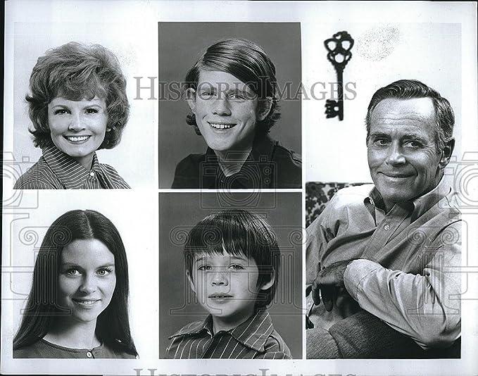 Prensa fotográfico Actor Ron Howard, Henry Fonda, Darlene ...