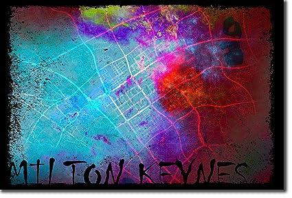 Map Of England Milton.Amazon Com Introspective Chameleon Milton Keynes England United