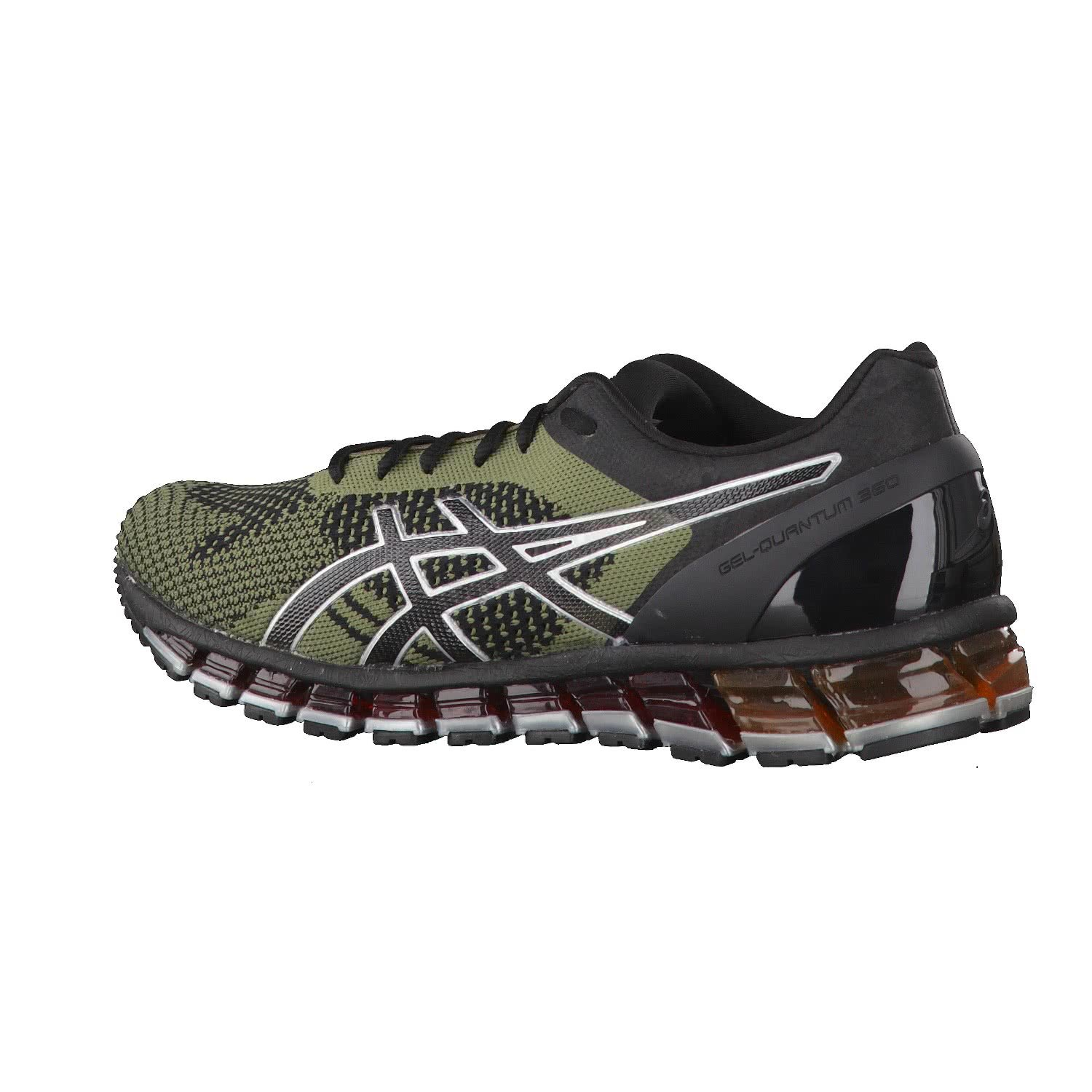 59af6bd449e12 ASICS GEL QUANTUM 360 KNIT OLIVE GREEN T728N 9086  Amazon.co.uk  Sports    Outdoors