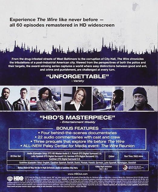 the wire season 1 subtitles torrent