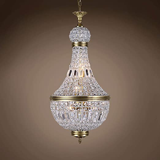 Amazon.com: Transition19Th C. Francesa Imperio Cristal ...